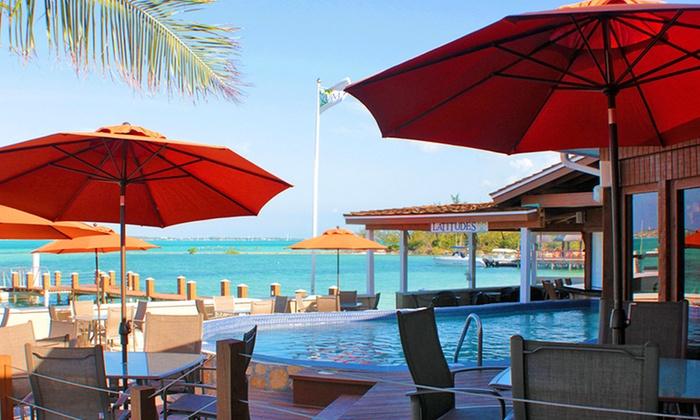 Beachside Resort In The Bahamas