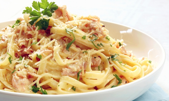 Brooklyn Bistro - Toms River: Italian Cuisine for Up to Two or Four at Brooklyn Bistro (50% Off)