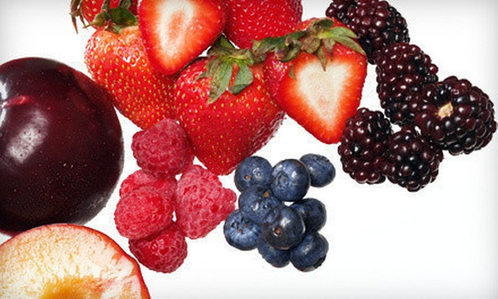 A Choice for Life - Charleston: $36 for a Five-Day Detoxifying Juice Cleanse with Shipping Included from A Choice for Life ($73 Value)