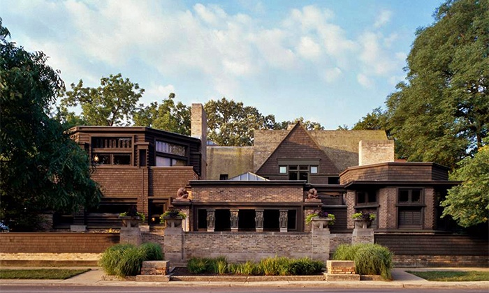 bestbewerteter Beamter erster Blick Genieße am niedrigsten Preis Frank Lloyd Wright Trust