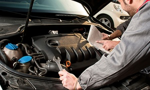 We Fix N E Car Ltd: Vehicle Diagnostics Test, Wheel Alignment Check, or Both at We Fix 'N E' Car
