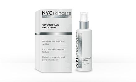NYCskincare Glycolic Acid Exfoliator