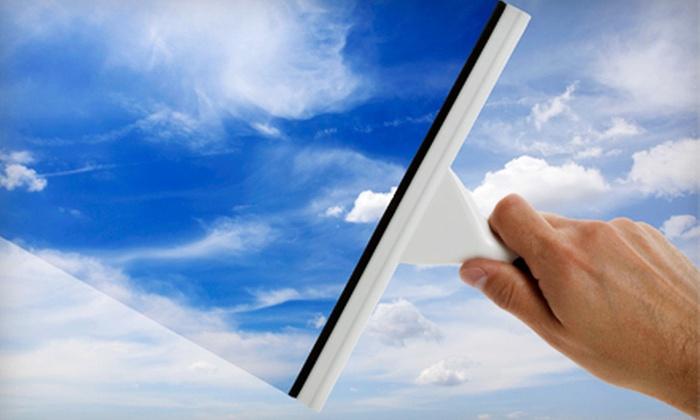 L & L Express Cleaning - Oakdale: Window Washing for 15, 25, or 35 Windows from L & L Express Cleaning (Up to 64% Off)