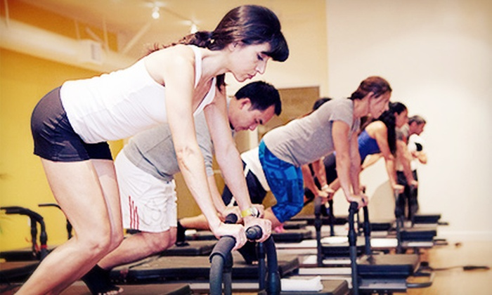 Core Studio - Midtown: Four or Eight Core SPX, Core Cycle, or Core 30/30 Fitness Classes at Core Studio (Up to 79% Off)
