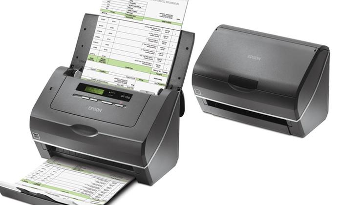 Epson WorkForce Pro GT-S50 Document Scanner: Epson WorkForce Pro GT-S50 Document Scanner (Factory Refurbished). Free Returns.