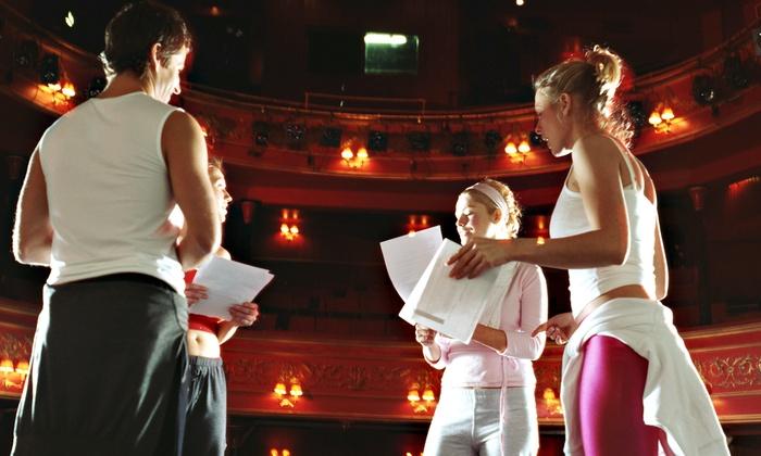 Kidzact Talent & The Actors Agency - Piedmont Triad: 4-Week Acting Class at KidzAct Talent (51% Off)