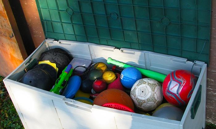 Heavy Duty Outdoor Storage Box Groupon Goods