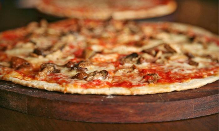 Iron Gate Pizzeria - Dalton: $12 for $25 Worth of Italian Fare and Drinks at Iron Gate Pizzeria in Dalton