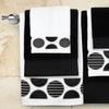 6-Piece Metro 100% Cotton Decorative Towel Set