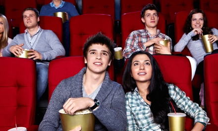 Movie Outing for Two or Four with Sodas and Popcorn at IMAX Theater (Up to 44% Off)