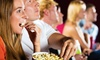 The Screen - Santa Fe: Movie Outing with Popcorn and Sodas for Two or Popcorn for Four at The Screen (Up to 53% Off)