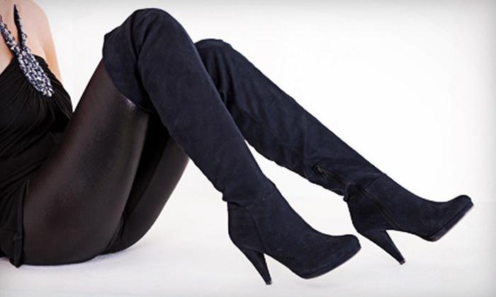 Hip Hop Heels - North Arlington: 6 or 12 Women's Dance Classes at Hip Hop Heels (Up to 55% Off)