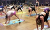 Lone Star Hot Yoga - The Colony: $25 for One Month of Unlimited Hot Yoga at Lone Star Hot Yoga ($49 Value)