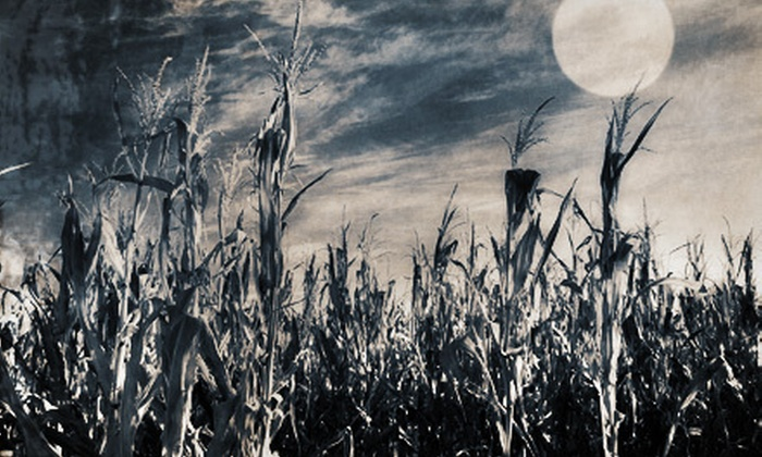 Ridgefield Farm & Orchard - Ridgefield Farm: Haunted House, Hayride, and Corn Maze for Two, Four, or Six at Ridgefield Farm & Orchard (Up to 59% Off)