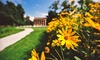 Shaker Village of Pleasant Hill - Harrodsburg, KY : 1-Night Stay for One or Two at Shaker Village of Pleasant Hill in Harrodsburg, KY. Combine Up to 4 Nights.