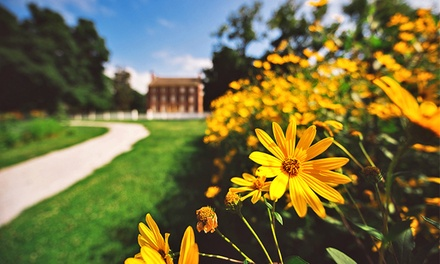1-Night Stay for One or Two at Shaker Village of Pleasant Hill in Harrodsburg, KY. Combine Up to 4 Nights.
