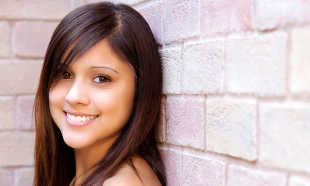 One or Three Hairstyle Blowout Packages at PHormula - A Creative Perscription (Up to 59% Off)
