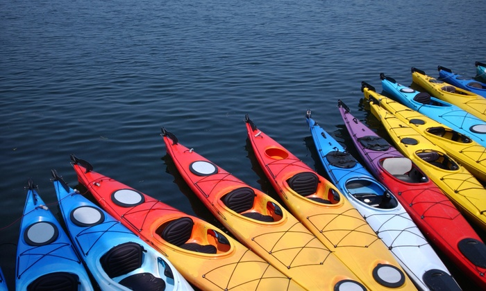 S.a. Kayak Rentals - East Side: $26 for $48 Worth of Kayak Rental — S.A. Kayak Rentals