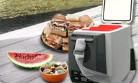 GROUPON: 12-Volt Food and Beverage Cooler/Warmer 12-Volt Food and Beverage Cooler/Warmer