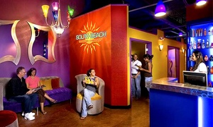 South Beach Tanning Company: One Month of Unlimited Tanning in Level 1 or 2 Bed, or Two Spray Tans at South Beach Tanning Company (58% Off)