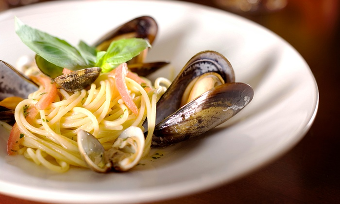 Ristorante Euno - North End: Four-Course Italian Dinner for Two or Four