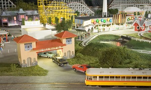 EnterTRAINment Junction: Model-Train Outing for Two or Four at EnterTRAINment Junction (Up to 37% Off)