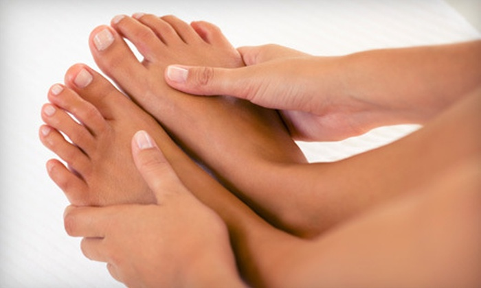 Symphony Laser Center - Multiple Locations: Laser Nail-Fungus Removal for One or Both Feet at Symphony Laser Center (Up to 63% Off)