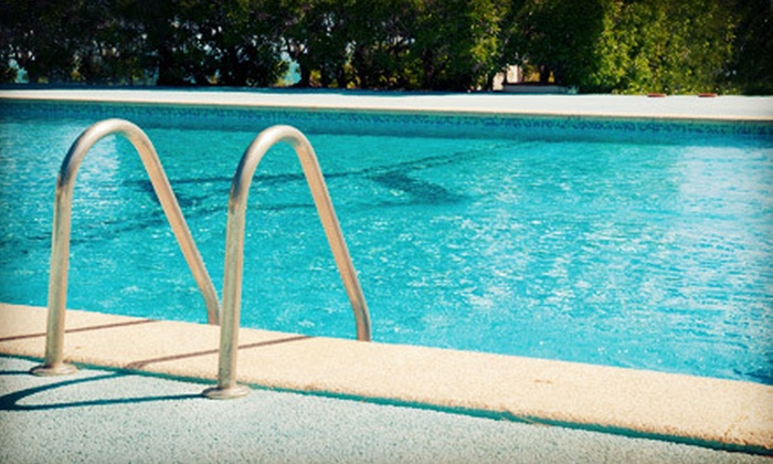 PoolSide Texas - Highland Acres Colleyvill: $79 for a Pool-Cleaning Package from PoolSide Texas ($255 Value)