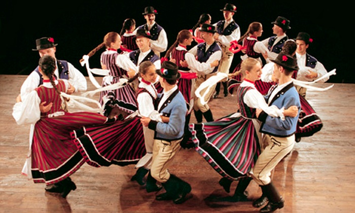 The Hungarian State Folk Ensemble - State Theatre: Hungarian State Folk Ensemble at State Theatre on Saturday, November 9, at 3 p.m. (Up to 62% Off)
