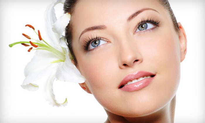 Little Flower Day Spa and Aesthetic - Mountain Brook: Microdermabrasion Treatment, Ultrasound-Therapy Facial, or Both at Little Flower Day Spa and Aesthetic (Up to 56% Off)