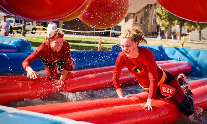 Hit and Run 5K - Las Vegas: Hit and Run 5K Obstacle-Course Entry for One or Two on Saturday, March 1, at 9 a.m. (Up to 44% Off)