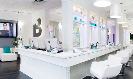 Blow-Dry with Optional Makeup Application, or Three Blow-Dries or Makeup at BDry Blow Dry Bar (Up to 46% Off)