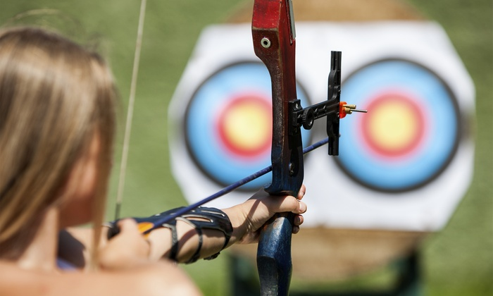 H Lazy H Archery - 4: One Hour of Archery Training with Gear for Two or Four at H Lazy H Archery (Up to 53% Off)