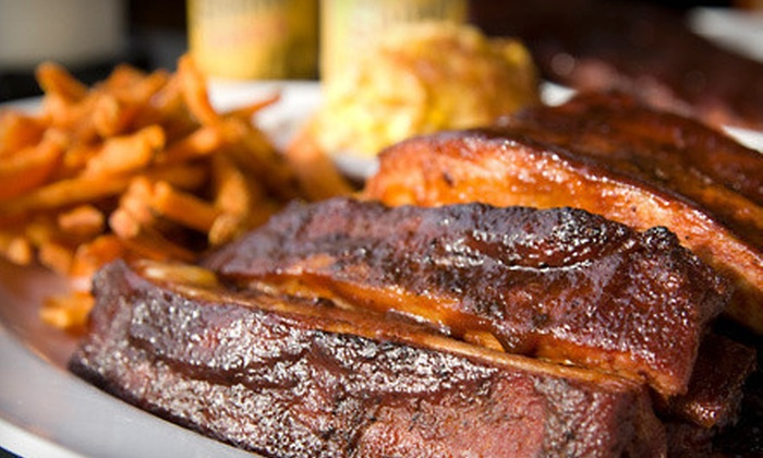 Judge Bean's BBQ - Brentwood: $8 for $16 Worth of Barbecue at Judge Bean's BBQ