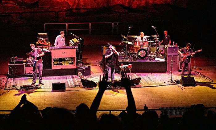 Under The Sun Tour Featuring Smash Mouth, Sugar Ray & Blues Traveler - Majestic Theatre San Antonio: Under the Sun Tour Featuring Blues Traveler, Sugar Ray & Smash Mouth at Majestic Theatre On August 5 (Up to 52% Off)