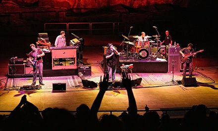 Under the Sun Tour Featuring Blues Traveler, Sugar Ray & Smash Mouth at Majestic Theatre On August 5 (Up to 52% Off)