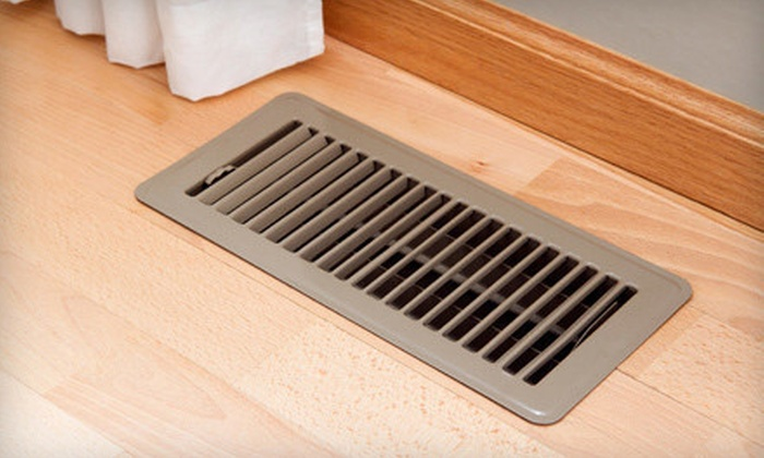Professional Clean - West Allis: $49 for Air-Duct Cleaning for up to 10 Supply Vents, One Return, and One Main Line from Professional Clean ($325 Value)