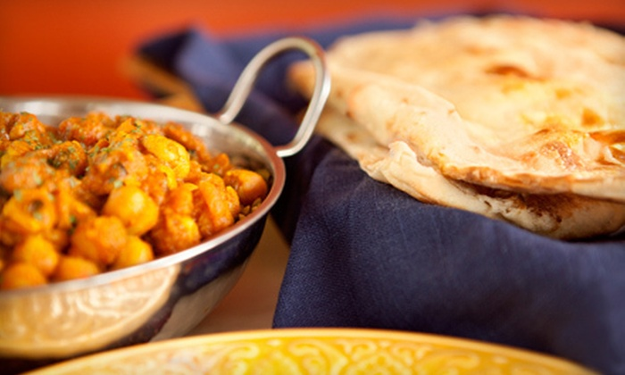 Namaste Indian Cuisine - Winchester: $12 for $25 Worth of Indian Food for Dinner at Namaste Indian Cuisine