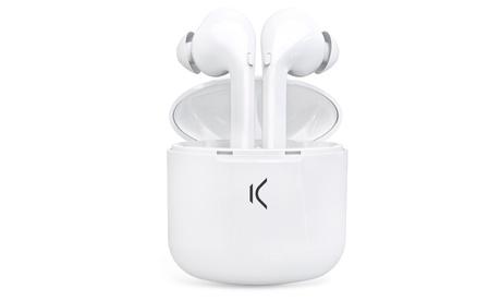 Auriculares inalámbricos con Bluetooth 5.0 y micrófono