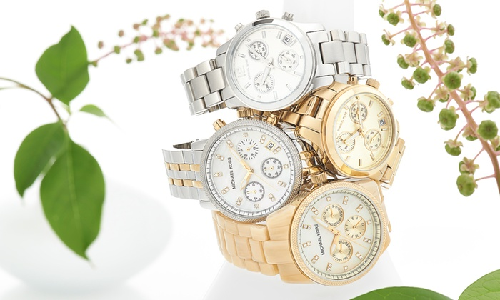 Michael Kors: Michael Kors Women's Watches from $148. Multiple Styles Available. Free Shipping and Returns.