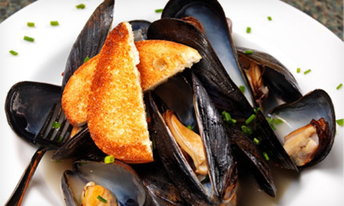 Toulouse - Saugatuck: French Cuisine at Toulouse (Half Off). Two Options Available.