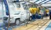 Blue Rain Express Car Wash - Pelham: Ultimate Exterior Car Wash or Blue Rain Special Exterior Car Wash at Blue Rain Express Car Wash  (Up to 53% Off)
