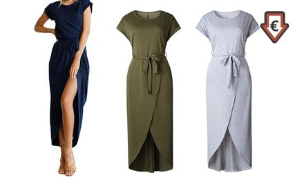 Lange jurk voor dames