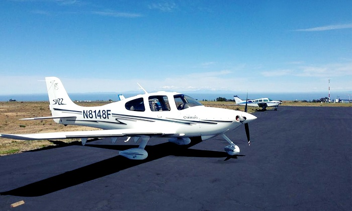 High Flight Aviation - Kearny Mesa: $120 for Two-Hour Flight Lesson at High Flight Aviation ($255 Value)