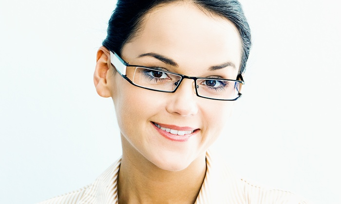 null - Wimberly Place: $49 for an Eye Exam and $100 Toward Prescription Eyewear at Lone Star Eye ($220 Value)