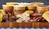Dickey's Barbecue Pit - Belton - Temple: Barbecue Meals and Family Dinner Packs at Dickey's Barbecue Pit (Up to 55%Off). Two Options Available.