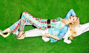 Custo Barcelona: $35 for $75 Worth of High-Fashion Apparel and Accessories at Custo Barcelona