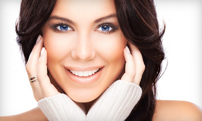So Natural Institute - Brentwood: Facial with Optional Microdermabrasion and Upper-Body Massage at So Natural Institute (Up to 63% Off)