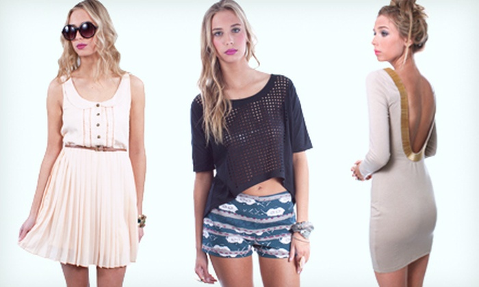 Messes of Dresses: Dresses and Women's Indie Apparel from Messes of Dresses (Up to 56% Off). Two Options Available.