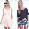 Up to 56% Off Dresses and Indie Apparel